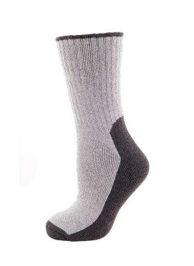 Panthzer  Trekking Erkek Çorap Gri Gri